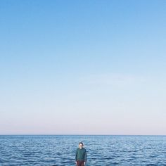 Kenny and the sea | rankinspace | VSCO Grid®
