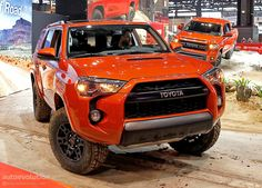 Toyota 4Runner TRD Pro at 2014 Chicago