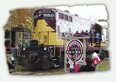 Osceola & St. Croix Valley Railway -- Ride the rails with us every Saturday and Sunday, May - October, including Memorial Day, Independence Day, and Labor Day holidays
