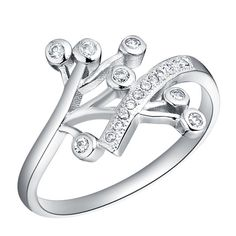 Flower Rings Affordable Rings For by UloveFashionJewelry on Etsy, $8.66