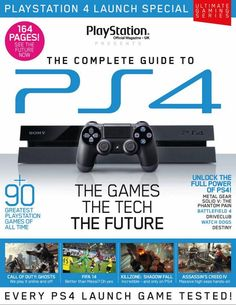 Complete guide to the PS4