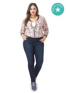 eb288b82b207b Soft Blossom Jacket City Chic