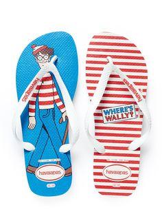 Havaianas Wally Print Flip-flops in Multicolor for Men (Multi ...