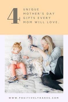 Mother's Day Exclusive Gift Ideas