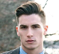43 best Comb Over Hairstyle images on Pinterest | Men\'s haircuts ...