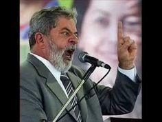 Vídeo que circula em Portugal sobre o ex-presidente Lula