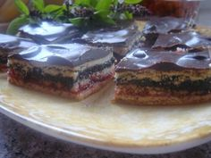 Kysnuté rezy (fotorecept) - recept | Varecha.sk Cheesecake, Favorite Recipes, Cooking, Cakes, Food, Cheesecake Cake, Cucina, Cheesecakes, Kochen
