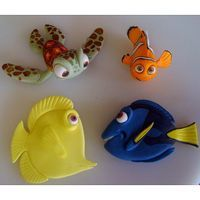 Finding Nemo cake forms