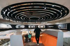 Поразительный дизайн и архитектура музея Mercedes-Benz в Штутгарте http://kleinburd.ru/news/porazitelnyj-dizajn-i-arxitektura-muzeya-mercedes-benz-v-shtutgarte/