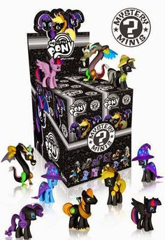 "My Little Pony MLP The Movie 3/"" Collection Figures Various Characters 12 pcs"
