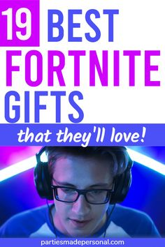 Check out this great collection of gifts for Fortnite lovers. These fun Fortnite themed gifts are sure to be a winner for any Fortnite gamer. Christmas Presents For Boys, Cheap Christmas Gifts, Presents For Girls, Gifts For Kids, Gifts For Gamers, Gamer Gifts, Holiday Crafts, Christmas Ideas, Christmas Birthday Party
