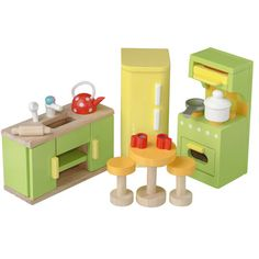 KidKraft Majestic Mansion Classic Dollhouse 8 Rooms /& 4 Levels w// 34pc Accessory
