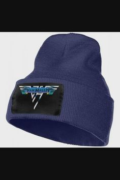 Shop Van Halen Knitted Hat Knitted Hat for Men and Women Adult Knitted Hat Winter Daily Warm Hat - Navy now save up 50% off, free shipping worldwide and free gift, Support wholesale quotation! Knit Hat For Men, Hat For Man, Knitted Beard, Knitted Hats, Knit Beanie Hat, Beanies, Light Up Hats, Skull Cap Beanie, Vans Shop