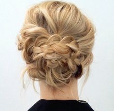 Love this idea of separating the braid