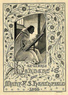 Ex libris | Flickr by Pratt Libraries