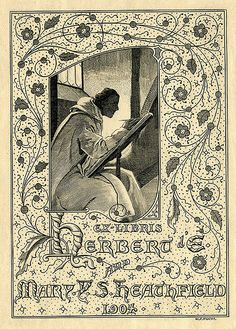 Ex libris | Flickr by Pratt Libraries