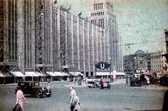 Berlin - Departmentstore Karstadt, Hermannplatz 1937