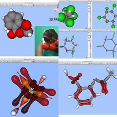 "New Molecule editor for iPad ""3D Molecules Edit & Test"" #3Dprinting.  This application allows to build and manipulate 3D molecular models of organic and inorganic compounds. The key feature of 3D Molecules Edit & Test is the ""Test yourself"" mode that allows learners to check their knowledge of the 3D structure of molecules.  Reviewed by Ciara Ní Dhrisceoil: "" Education in Chemistry."" (Royal Society of Chemistry) ""As a chemistry teacher of 16-18 year olds who use iPads in the classroom I'm…"