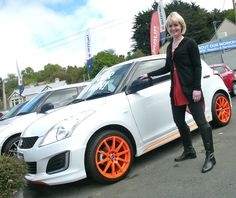 Top 5 Reasons to Love Suzuki Swift Emma Gilmour with Funky Swift