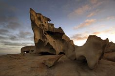 Remarkable Rocks, Kangaroo Island, geweldig!! Ben er al geweest, maar hoop er nog een keer naar toe te gaan :)