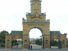 Golf Reef city is one of the major attractions of #Johannesburg.