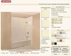 diseña tu baño con rebath antes