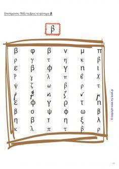 Οπτική διάκριση | My-Book.gr My Books, Calendar, Perception, Life Planner