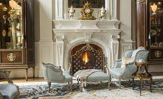Dallas Design Group | Portfolio | room-type | Living Rooms