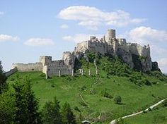 Slovakia...the Mongol invasion in the 12th century led to construction of mighty stone castles, such as Spis castle
