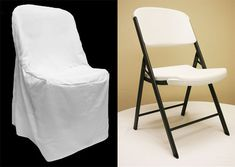 Nothing beats a contoured Lifetime folding chair.  Built for a lifetime of uses in a variety of settings with incredible weight capacities these are a favorite for family gatherings, banquets, weddings, party rentals, and personal home use.