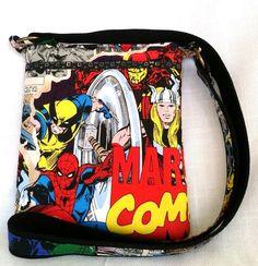 Avengers Cross Body Purse by GrandmaAndBabyTurtle on Etsy https://www.etsy.com/listing/121412758/avengers-cross-body-purse