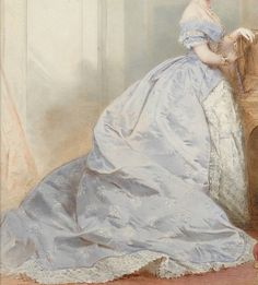 Princess of Hanover (detail)