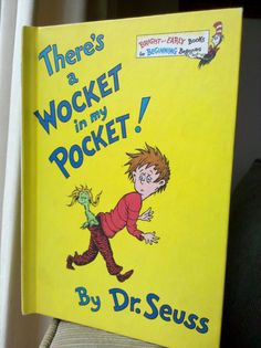 Muffin Tin Mom: Dr. Suess: There's A Wocket In My Pocket