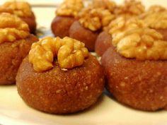 Almond & walnut bites!