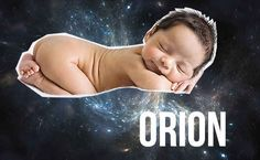 18 Space-Themed Baby Names That Are Out Of This World Cute