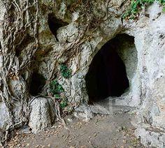 Caves, Thassos