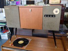 Aristone radiogram at Multisonics