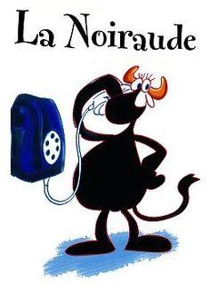 """La Noiraude - Séquence l'île aux enfants - Années 70 et 80 """" allo, c'est la noiraude....!"""""""
