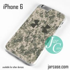 Under Armour Camo 4 Phone case for iPhone 6 and other iPhone devices