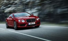 Bentley Continental GT - Car and Driver