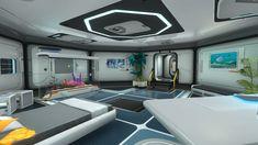 Subnautica Base, Research Lab, Google, Image