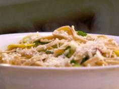 Zucchini Ribbon Pasta. Healthy and cheap.