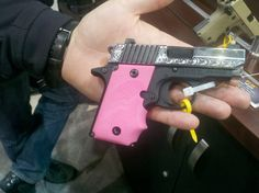 Girls' Shoot too!Female Concealed Carry: Sig P238