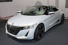 2016 Honda S660 Design: Is That a New NSX?
