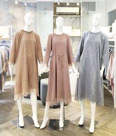 Model Kebaya Brokat Modern, Kebaya Modern Hijab, Dress Brokat Modern, Kebaya Hijab, Model Kebaya Muslim, Dress Brukat, Hijab Style Dress, Batik Dress, Modesty Fashion