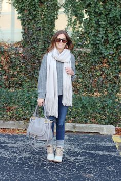 jillgg's good life (for less) | a west michigan style blog: my everyday style: grey scale!