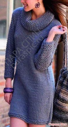 Fabulous Crochet a Little Black Crochet Dress Ideas. Georgeous Crochet a Little Black Crochet Dress Ideas. Knitwear Fashion, Knit Fashion, Womens Fashion, Knitting Paterns, Knitting Stitches, Black Crochet Dress, Knit Dress, Dress Sewing Patterns, Pattern Sewing