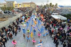 I Sincronet by Marzia Etna-The 144-year-old Carnival of Viareggio in Tuscany is one of Italy's most spectacular street events. Photographer Christian Sinibaldi