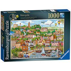 Buy Ravensburger Metropolis No1 Jigsaw Puzzle, 1000 Pieces Online at johnlewis.com