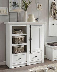 Anrichte Küche als ein hilfreiches Möbelstück mit einem antiken ...